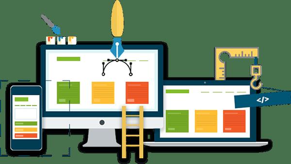 Webdesign in het Kort